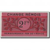 France, Reims, 2 Francs, 1914, NEUF, Pirot:51-46