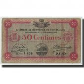 France, Vienne, 50 Centimes, 1916, Pirot:128-15