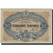 France, Roanne, 50 Centimes, 1915, TB, Pirot:106-7