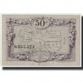 France, Marne, 50 Centimes, 1922, AU(50-53), Pirot:43-1