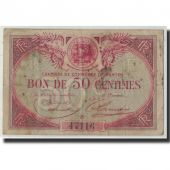 France, Nantes, 50 Centimes, F(12-15), Pirot:88-3
