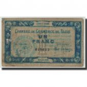 314400 france blois 1 franc 1915 b pirot 28 4 b 1 franc de 5 15 euros 1915 - Chambre du commerce blois ...