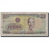 Viet Nam, 1000 Dông, 1988, KM:106b, B+