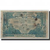 France, Valence, 50 Centimes, 1915, TB+, Pirot:127-6