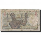 Banknote, French West Africa, 5 Francs, 1953, 1953-04-10, KM:36, VG(8-10)