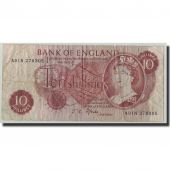 Banknote, Great Britain, 10 Shillings, Undated (1961-70), KM:373c, VG(8-10)