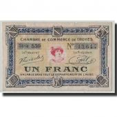 France, Troyes, 1 Franc, Undated, TB, Pirot:124-14