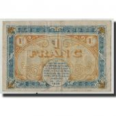 France, Chateauroux, 1 Franc, 1920, F(12-15), Pirot:46-23