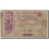 France, Amiens, 50 Centimes, 1914, B, Pirot:80-01