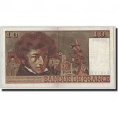 France, 10 Francs, 10 F 1972-1978 Berlioz, 1977, 1977-03-03, AU(50-53)