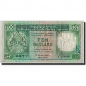 Billet, Hong Kong, 10 Dollars, 1986, 1986-01-01, KM:191a, TB