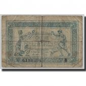France, 50 Centimes, 1917-1919 Army Treasury, 1917, VG(8-10), Fayette:VF1.14