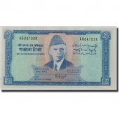 Banknote, Pakistan, 50 Rupees, ND (1972-1978), KM:22, UNC(63)