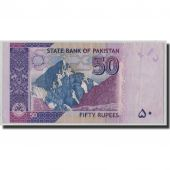 Banknote, Pakistan, 50 Rupees, 2009, KM:New, EF(40-45)