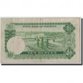 Banknote, Pakistan, 10 Rupees, Undated (1972-75), KM:21a, VG(8-10)