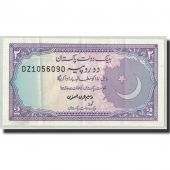 Billet, Pakistan, 2 Rupees, Undated (1985-99), KM:37, SUP