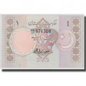 Billet, Pakistan, 1 Rupee, Undated (1983- ), KM:27e, SPL