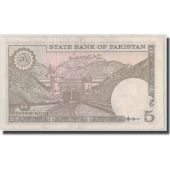 Billet, Pakistan, 5 Rupees, Undated (1981-82), KM:33, SUP