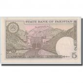 Billet, Pakistan, 5 Rupees, Undated (1981-82), KM:33, SPL