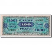 France, 100 Francs Verso France, 1945, UNC(63), Fayette:VF25.6, KM:123c