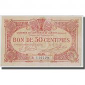 France, Lorient, 50 Centimes, 1915, SUP, Pirot:75-1