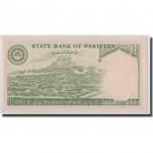 Billet, Pakistan, 10 Rupees, Undated (1981-82), KM:34, SUP