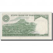 Billet, Pakistan, 10 Rupees, Undated (1976-84), KM:29, SPL