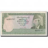 Billet, Pakistan, 10 Rupees, Undated (1976-84), KM:29, SUP