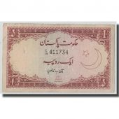 Billet, Pakistan, 1 Rupee, Undated (1973), KM:10a, TB