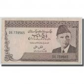 Banknote, Pakistan, 5 Rupees, KM:28, VF(20-25)