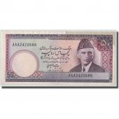 Banknote, Pakistan, 50 Rupees, KM:40, EF(40-45)