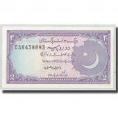 Billet, Pakistan, 2 Rupees, KM:37, SPL