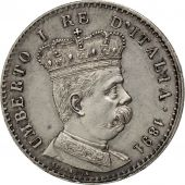 Érythrée, Occupation italienne, Umberto I, 1 Lira