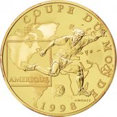 V�me R�publique, 100 Francs Or, Coupe du monde 1998, Am�rique