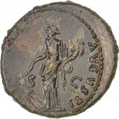 Domitien, As, Rome, RIC 755