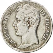 Charles X, 2 Francs, 1826 W, Lille, Gadoury 516