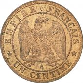 Second Empire, 1 Centime Napoléon III tête nue, 1853 A, Paris, Gadoury 86