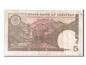 Pakistan, 5 Rupees type 1983-88 ND, Pick 38