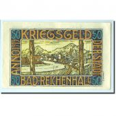 Germany, Bad Reichenhall, 50 Pfennig, fontaine, 1920, UNC(65-70)