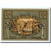 Banknote, Germany, Reinerz, 50 Pfennig, manoir, 1921, 1921-07-01, UNC(63)