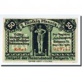 Billet, Allemagne, Belgern a.Elbe, 50 Pfennig, paysage, 1920, 1920-11-01, SPL