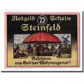 Banknote, Germany, Steinfeld Gemeinde, 75 Pfennig, Ecusson, O.D, UNC(63)