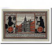 Banknote, Germany, Oldenburg i. Holstein Stadt, 75 Pfennig, paysage, O.D