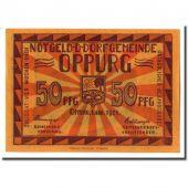 Banknote, Germany, Oppurg, 50 Pfennig, paysage 1, 1921, 1921-08-01, UNC(63)