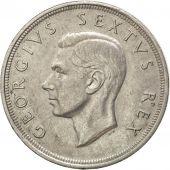 Afrique du Sud, Georges VI, 5 Shillings, 1952, KM 41
