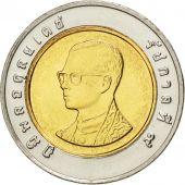 36853 tha lande rama ix 10 bahts 2006 km 227 spl for Chambre de commerce francaise en thailande