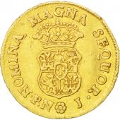 Colombie, Charles III, 1 Escudo, 1767 PN-J, Popayan, KM 35