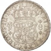 Mexique, Charles III, 8 Reales, 1769 MF, Mexico, KM 105