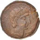 Spain, Castulo, Late 2nd century BC, Bronze, TTB+, SNG BM Spain 1323