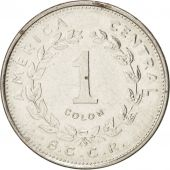 Costa Rica, Colon, 1984, KM:210.2, SUP, Stainless Steel